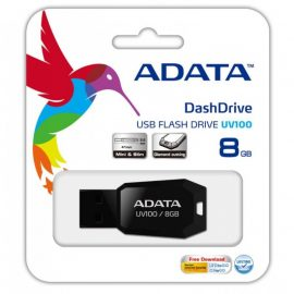 227 thickbox default USB 8GB AData AUV100 8G RBK crni