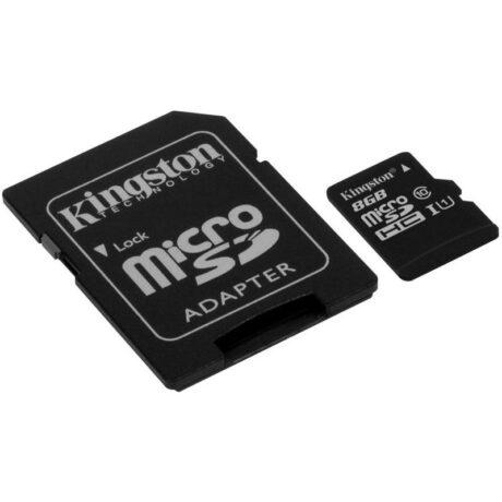 238 thickbox default Micro SD 8GB KINGSTON SDC108GB