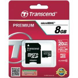 239 thickbox default Micro SD 8GB TRANSCEND TS8GUSDHC10