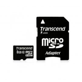 240 thickbox default Micro SD 8GB TRANSCEND TS8GUSDHC10