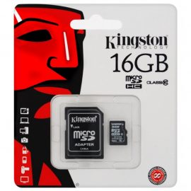 241 thickbox default Micro SD 16GB KINGSTON SDC1016GB