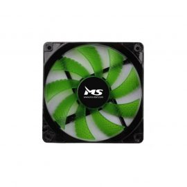 432 thickbox default Cooler MS Green LED 12cm fan