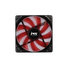 434 thickbox default Cooler MS Red LED 12cm fan