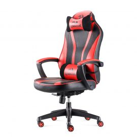 Redragon Metis Gaming Chair Black Red C101 5