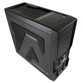 LC Power Gaming 973B FORTRESS X USB3.0 Black 2