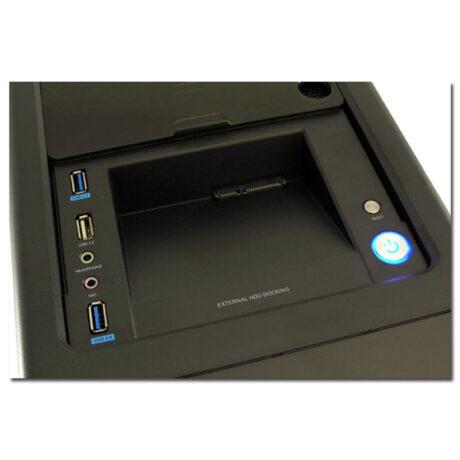 LC Power Gaming 973B FORTRESS X USB3.0 Black 3