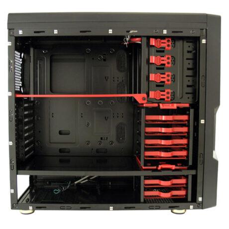 LC Power Gaming 973B FORTRESS X USB3.0 Black 4
