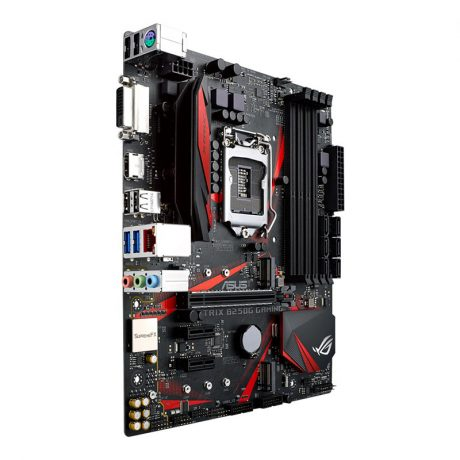 MB 1151 ASUS STRIX B250G GAMING 3