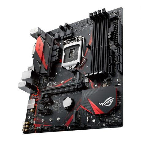 MB 1151 ASUS STRIX B250G GAMING 5