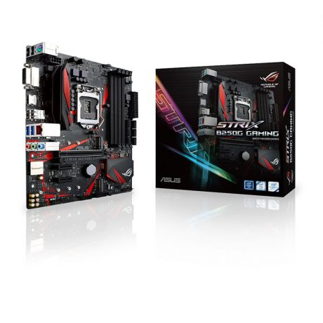 MB 1151 ASUS STRIX B250G GAMING 7