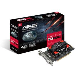 ASUS RX550 4G 4GB 128BIT 1