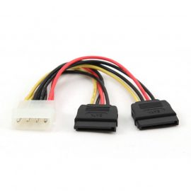 CC SATA PSY 2x Serial ATA 15cm 1