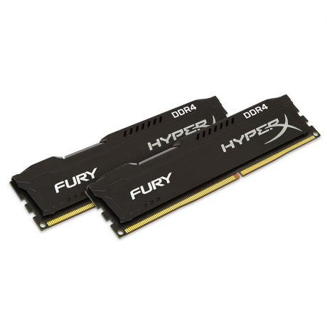 DDR4 Kingston HyperX Black KIT