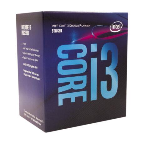 1151 Intel Core i3 8th gen