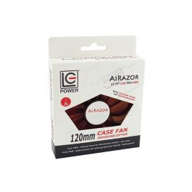 Cooler LC Power LC CF 120 PRO RED AIRAZOR 1