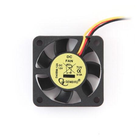D40BM 12A ventilator 12V 40mm 1