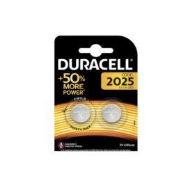 Duracell 2025 3V Lithium PAK2 CK