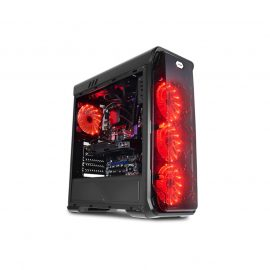 LC Power Gaming 988B ON Red Typhoon Black 7