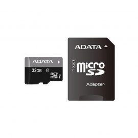 MicroSD 32GB AUSDH32GUICL10 RA1 2