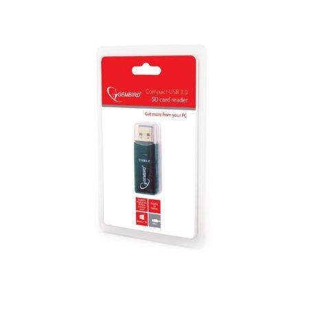 UHB CR3 01 Compact USB card reader 3