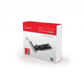 UPC 20 4P PCI karta USB Adapter 1