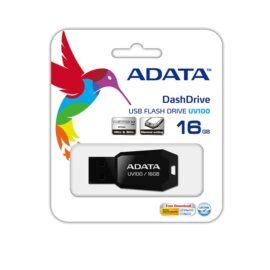 USB 16GB AData AUV100 16G RBK crni 2
