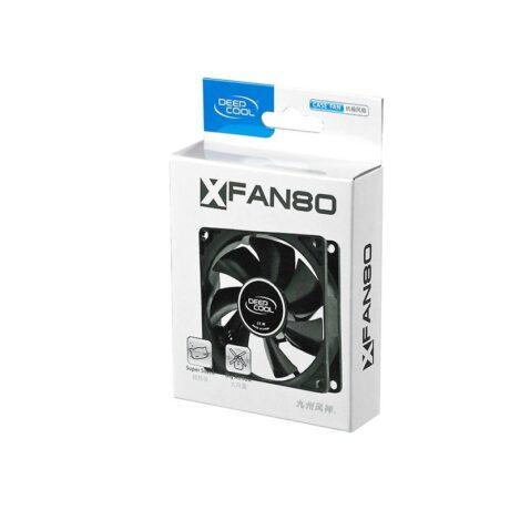 DeepCool XFAN80 80x80x25mm 3