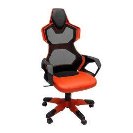 Gaming Stolica E Blue EEC307REAA IA crno crvena 1
