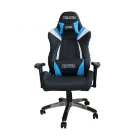 Gaming Stolica Spawn Hero Series Blue 4