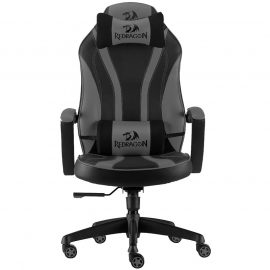 Redragon Metis Gaming Chair Black Gray 2