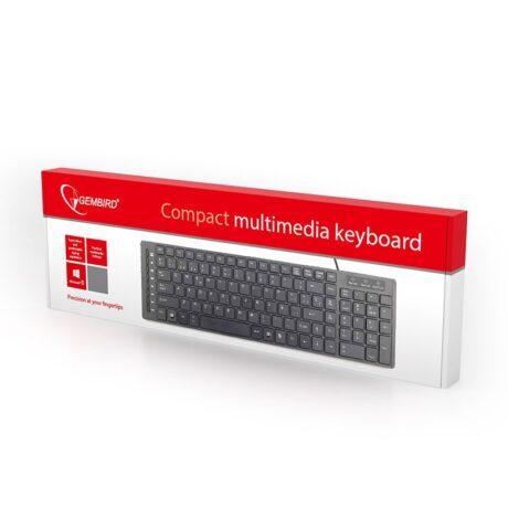 KB MCH 01 Gembird tastatura USB 2