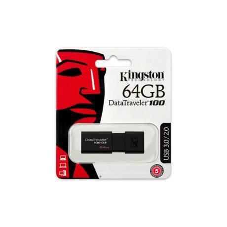 Kingston DT100G3 64GB USB 3.0