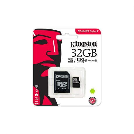 Micro SD 32GB Kingston SDCS 32GB